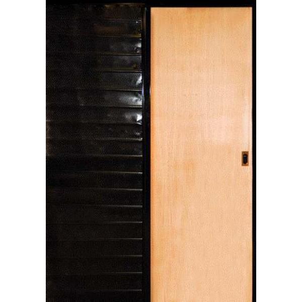 Puerta placa corrediza de embutir
