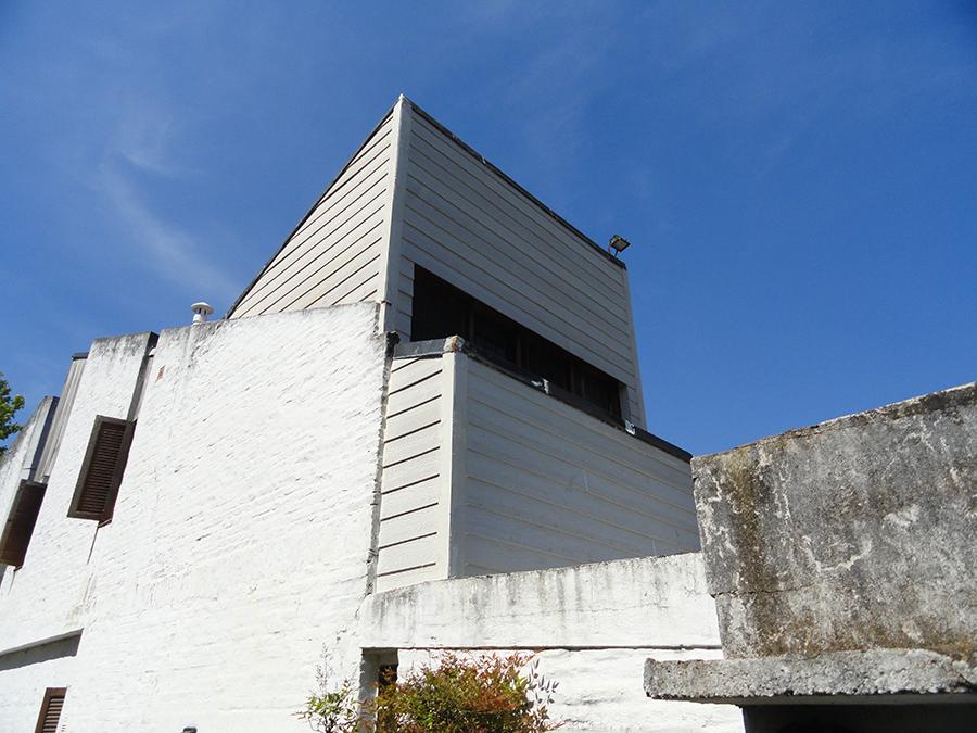 Revestimiento para fachada siding cedar simil madera durbeck tabiques cielorrasos y - Revestimiento de fachada ...