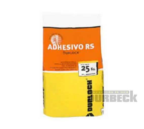 Adhesivo Revoque seco 60 Bolsa x 25 kg Durbeck-Durlock-construccion-en-seco2