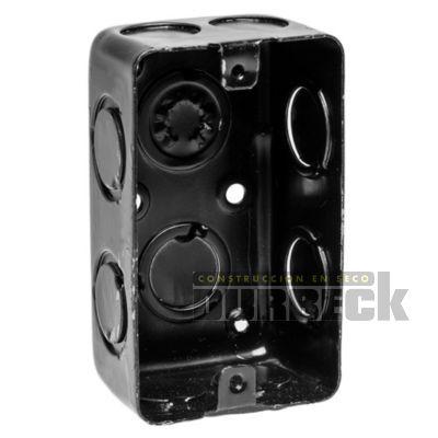 Caja Luz emb. Liv. rectan. 5 x10 cm Durbeck-Durlock-construccion-en-seco12