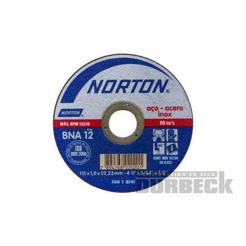 DISCO DE CORTE MULTICORTE NORTON 115 x 1.0 x 22.2 Durbeck-Durlock-construccion-en-seco22