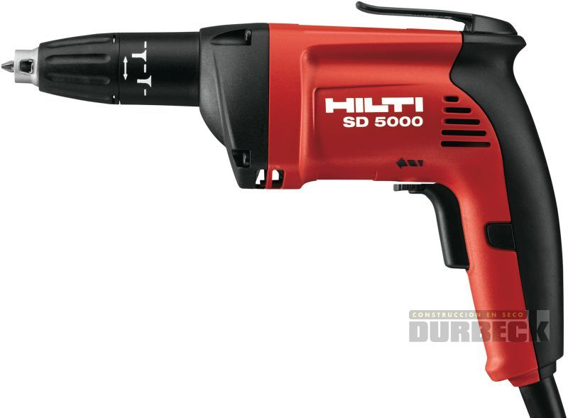 HILTI Atornilladora SD5000 Durbeck-Durlock-construccion-en-seco60