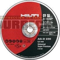 HILTI Disco corte HILTI 6.4 mmx115mm UP Inox AC-D Durbeck-Durlock-construccion-en-seco64