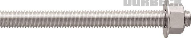 HILTI Varilla Anclaje HAS c-tuerca y arand long 130mm Durbeck-Durlock-construccion-en-seco
