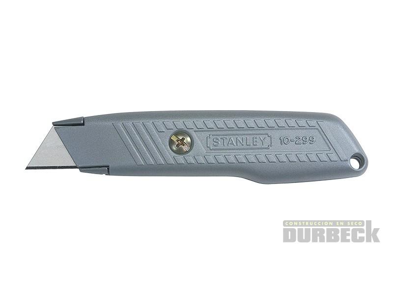 Herramienta Cuchilla Stanley fija metal 10-299 Durbeck-Durlock-construccion-en-seco39