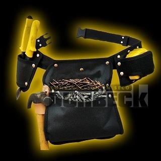 K502 Cartucheras Simple Klokan en tela cordura Durbeck-Durlock-construccion-en-seco77