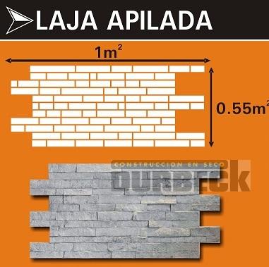LAJA APILADA SIMIL PIEDRA x m2 – poliuretano Durbeck-Durlock-construccion-en-seco81