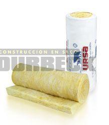LANA VIDRIO SIMPLE 50MM 1.2X18 M – URSA (ORIGEN;BELGICA) Durbeck-Durlock-construccion-en-seco