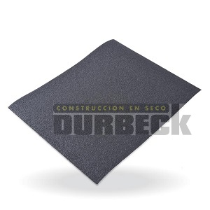 LIJA AL AGUA DOBLE A GRANO 150 Durbeck-Durlock-construccion-en-seco89