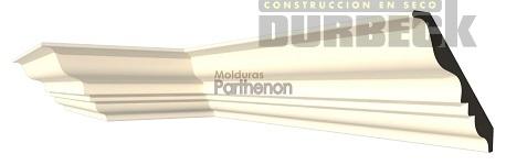 Moldura MA105, 105X105-Durbeck-Durlock-construccion-en-seco