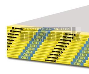 Placa CIEL Durlock 7 mm 1,20 x 2,40m Durbeck-Durlock-construccion-en-seco128