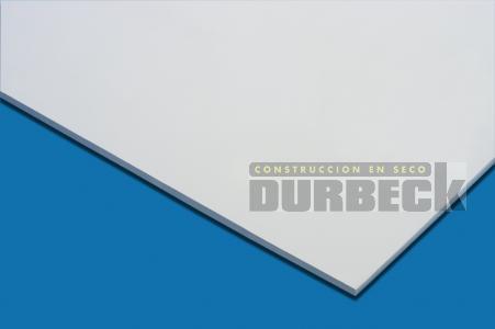 Placa Desmontable Durlock Lisa clas. 0,61×1,22m esp. 6,4mm Durbeck-Durlock-construccion-en-seco129