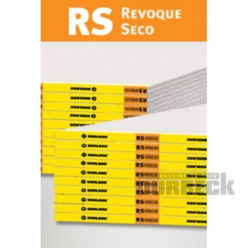 Placa Revoque Seco 1,2 x 2,4 – 2,6 m esp 12,5mm Durbeck-Durlock-construccion-en-seco138