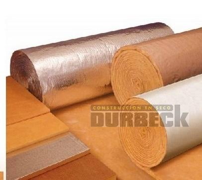 inrots lana de vidrio 50 mm pkp Durbeck-Durlock-construccion-en-seco69