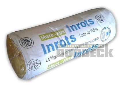 lana-de-vidrio-inrots-con-papel-kraft-80mm Durbeck-Durlock-construccion-en-seco87