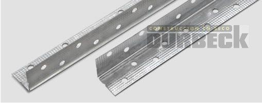 perfil cubre canto – cantonera – esquinero- tapa canto 2.6m- chapa 0.5mm Durbeck-Durlock-construccion-en-seco116